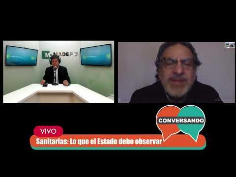 Conversando - Percival Madeor y Carlos Cantero (31.07.19)
