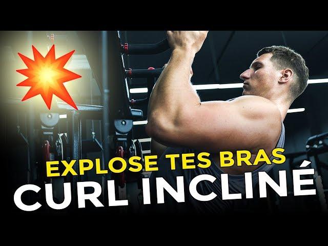 3 EXERCICES CURL BICEPS POUR EXPLOSER VOS BRAS