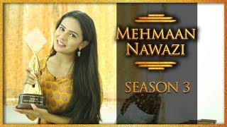 Sonal Vengurlekar House Tour | Mehmaan Nawazi Season 3 | TellyMasala