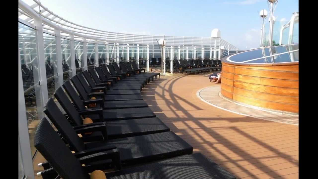 Msc Splendida Yacht Club Youtube