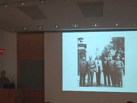 "P-CON Lecture: Robert Vitalis - ""The Hidden History of Race in American International Relations"""