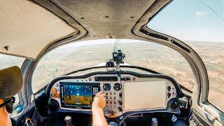 Shortest VFR Cross-Country Flight Ever! - Sling 4 Turbo