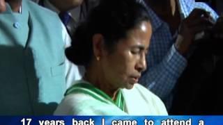 West Bengal CM Mamata Banerjee visits Bangabandhu Memorial Museum in Bangladesh