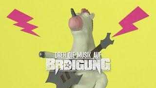 BRDIGUNG - Dreh die Musik auf [Offizielles Video]
