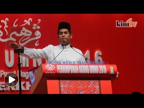 'Melayu mudah lupa!' bergema di PWTC