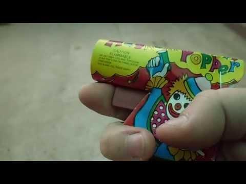 Хлопушка пистолет Magnum Popper