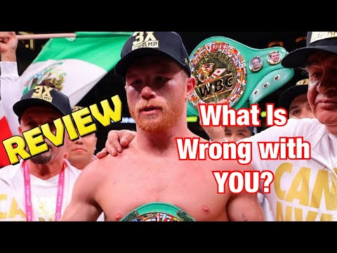 Canelo Alvarez Wants IBF Belt Instead Of $350 Million Dollars? What's Wrong With Him?