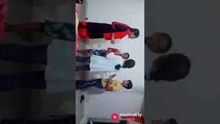 Kids dance act