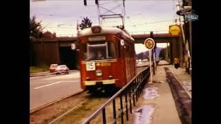 Öcher Tram - Die Strassenbahn in Aachen. Vintage tram