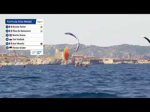 2019 HWCS Final Marseille - Formula Kite Medal Race