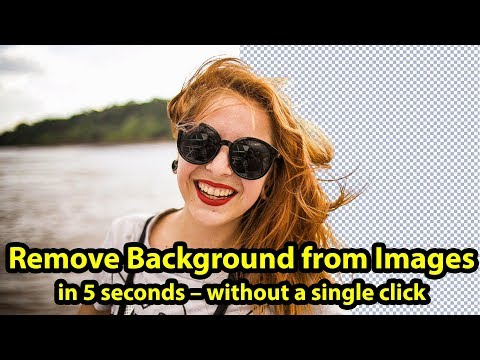 🎴Remove Background From Images In 5 Seconds Without A Single Click || Replace Image Background