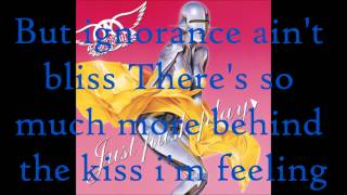 Luv Lies - Aerosmith (Lyrics)