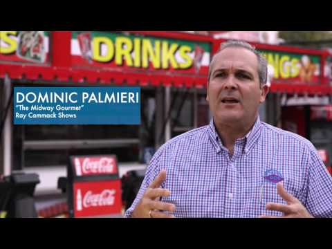 """H-2B Workforce: Dominic Palmieri, """"The Midway Gourmet"""" / Ray Cammack Shows"""