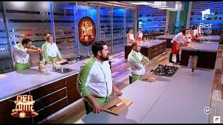 Proba de la duel: preparate cu homar! Concurenţii luptă pentru rămânerea în competiţie