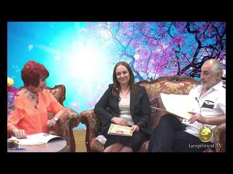 GEOPOLITICAL TV - Ծիր Կաթին (Tsir Katin) #15 Վազգեն Վանատուր & Արմելա Շաքարյան
