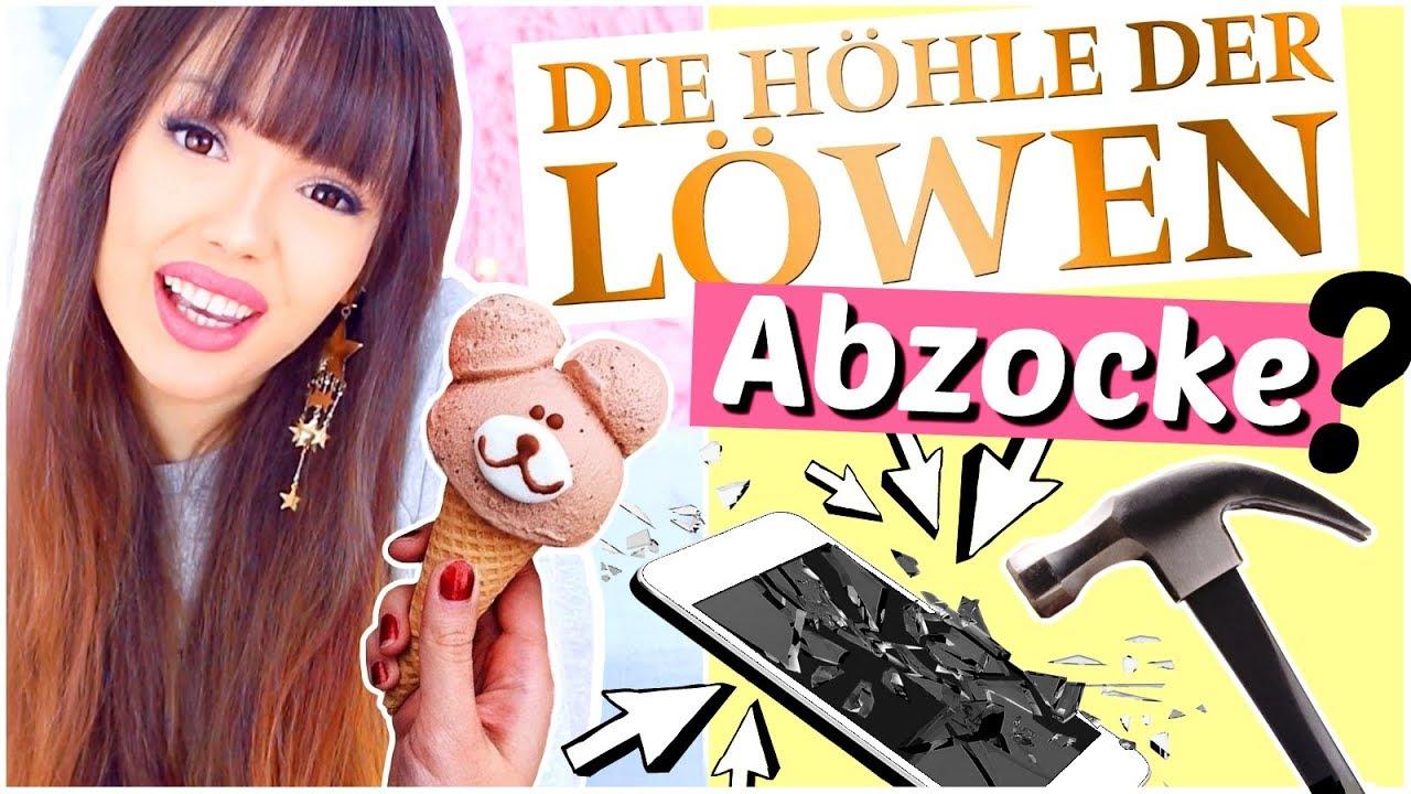 Produkte Aus Die Höhle Der Löwen Abzocke Viktoriasarina Youtube
