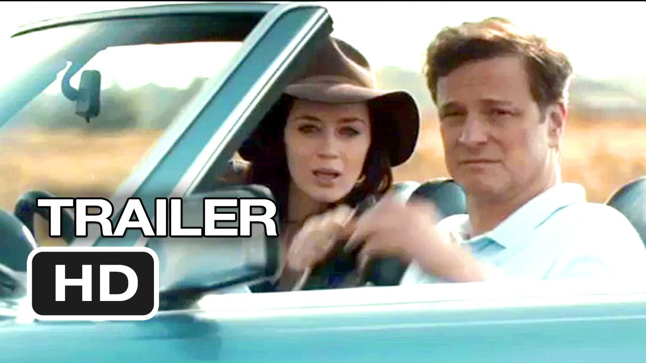 Arthur Newman Official US Release Trailer #1 (2013) - Colin Firth, Emily Blunt Movie HD