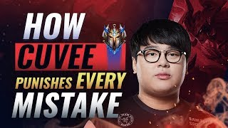 How CuVee's Aatrox PUNISHES EVERY Mistake - League of Legends Season 9