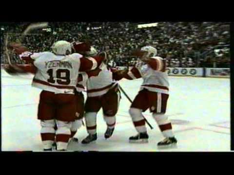 Darren McCarty  Detroit Red Wings