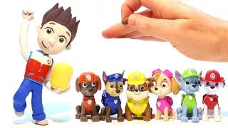 Paw Patrol Stop motion animation