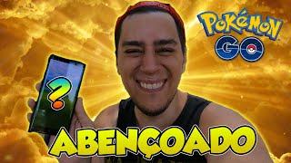 FUI COMPLETAMENTE ABENÇOADO NESSA CAÇADA! - Pokémon GO   Capturando Shiny (Parte 84)