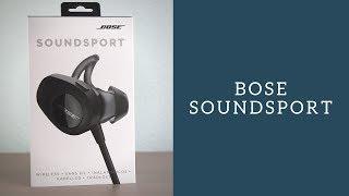 Bose Soundsport, Análisis a fondo.