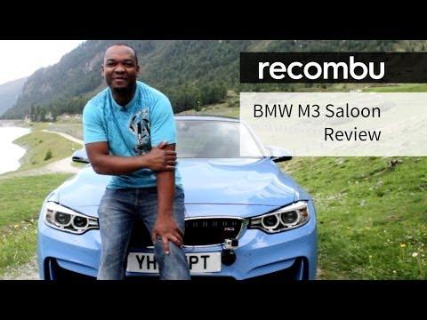 2015 BMW M3 Saloon Review