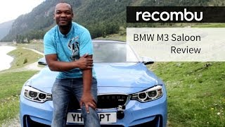 2015 BMW M3 Saloon Review