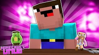 LITTLE KELLY TURNS INTO A TOY! Little Minecraft | w/TinyTurtle
