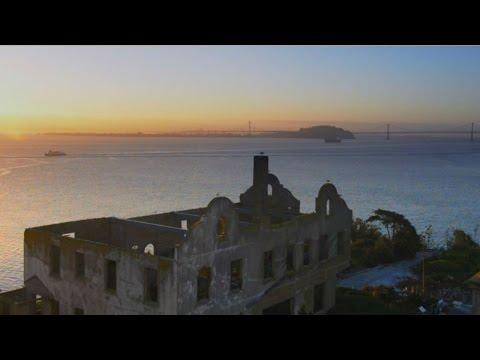 Layers of History on Alcatraz Island