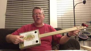 Setting up your SawBox guitar