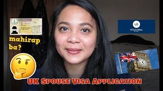 Spouse Visa Application