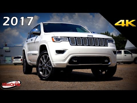 2017 Jeep Grand Cherokee Overland - Ultimate In-Depth Look in 4K
