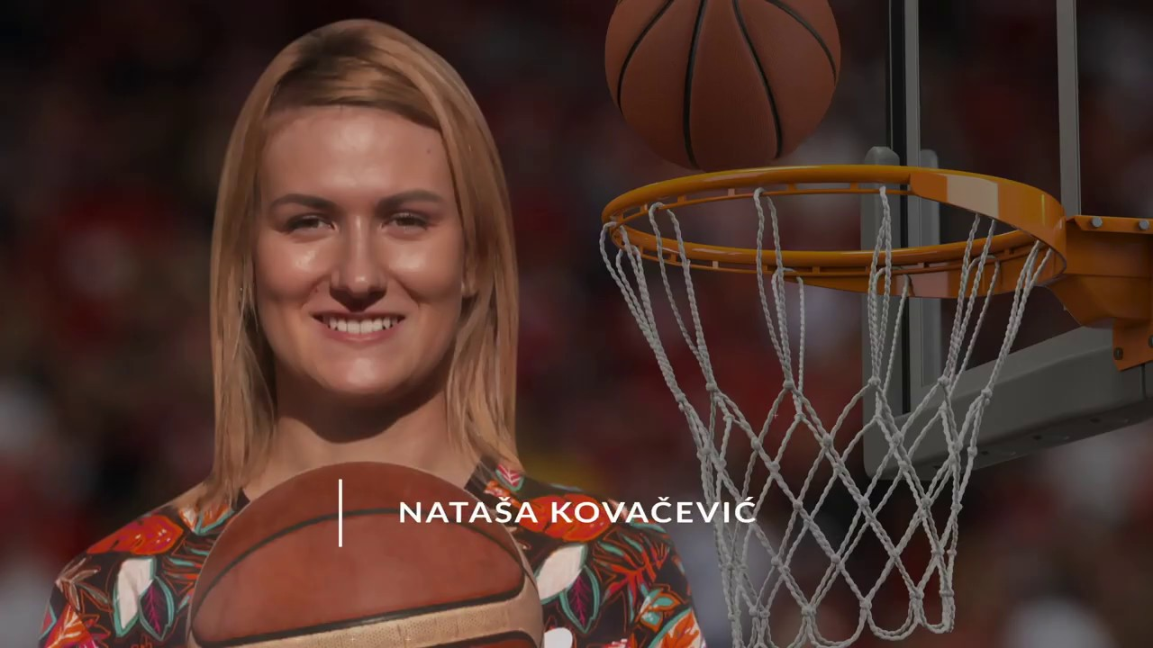 The inspiring story of Natasa Kovacevic (Serbia)