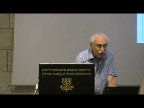 Continuity and gaps in human evolution | Prof. Ofer Bar-Yosef