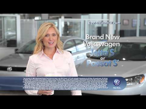 David Maus Volkswagen - Drive a VW for the price of a latte! :15
