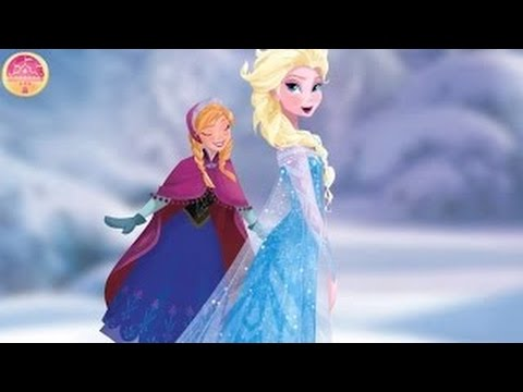 Disney Royal Celebrations | Frozen Cool-Off Skating Party Kids App