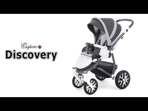 Прогулочная коляска Esspero  Discovery