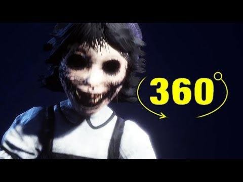 Dark Deception Agatha Jumpscare 360