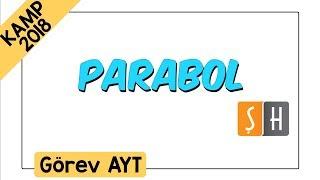 Parabol  Kamp2018 Görev AYT