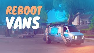 NEW REBOOT VANS (Fortnite Battle Royale)
