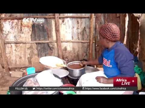 People in Kibera's Lindi village have created their own currency