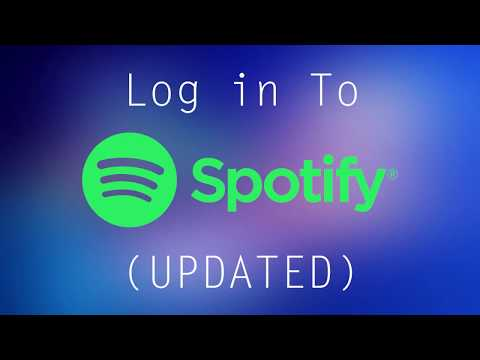 How To Log In To Spotify | UPDATED