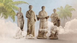Jamaica 1968: The Amazing Story of Four Ancient Roman Statues