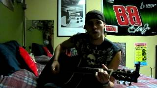 What Its Like - Everlast Acoustic Guitar Cover by Drew Evans