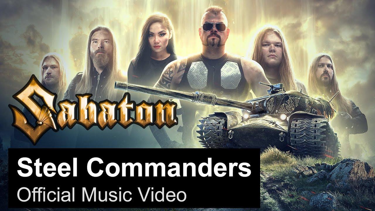 Download SABATON - Steel Commanders (Official Music Video)