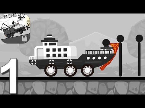 Stickman Destruction Turbo Annihilation - Gameplay Walkthrough Part 1 (Android)