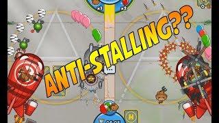 I'll admit I might be a bit of a noob when it comes to anti stallin...