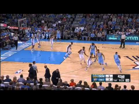 Brian Shaw (Denver Nuggets) - Splt Action