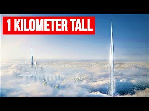 Dubai Builds World's Tallest Tower in 2020 UPDATE- Dubai Creek Tower 1300m+